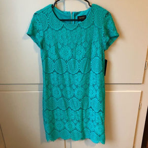 Laundry by Shelli Segal Lace Dress NWT